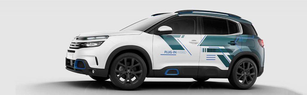 Citroen C5 Aircross Hybrid