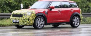 prototipo Mini Countryman 2019