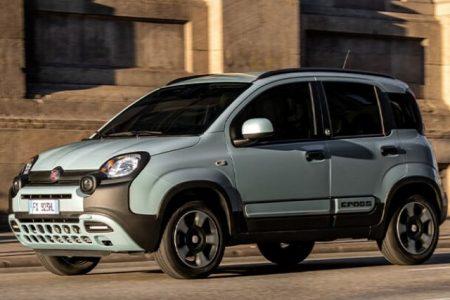 Fiat Panda migliore citycar ibrida