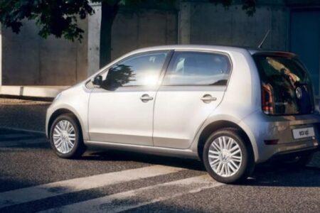 Volkswagen Up a metano