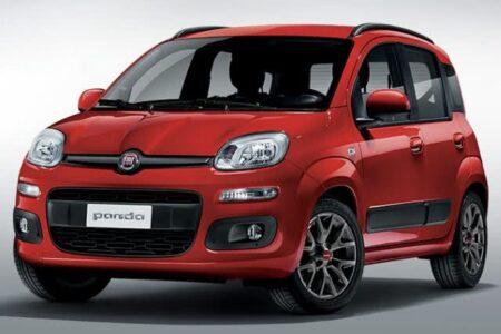 Noleggio auto GPL: Fiat Panda