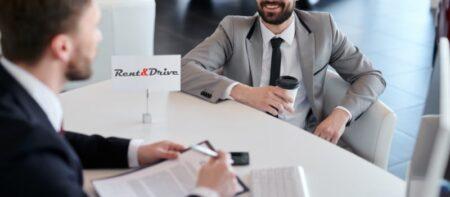noleggio auto per aziende Rent&Drive
