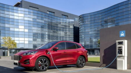 Ford Kuga Plug In Hybrid