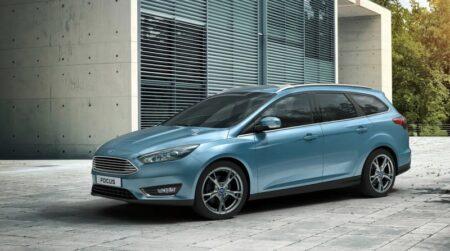 Ford Focus aziendale noleggio auto a lungo termin