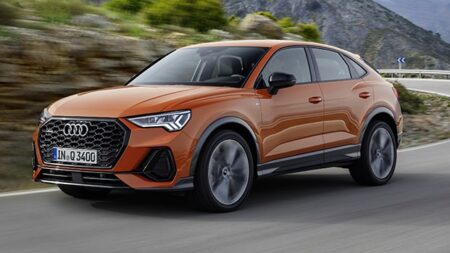 Audi Q3 aziendale noleggio a lungo termine