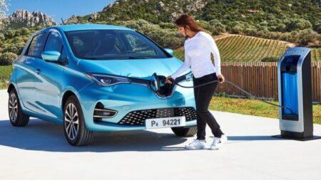 Renault Zoe: le migliori auto elettriche 2020-2021
