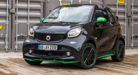 Smart Fortwo migliore economica auto elettrica
