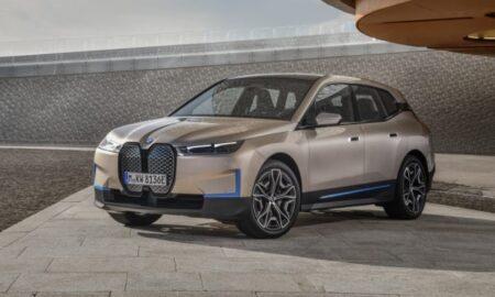Bmw iX nuove auto elettriche 2021