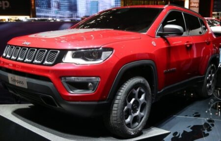 Jeep Compass restyling 2021