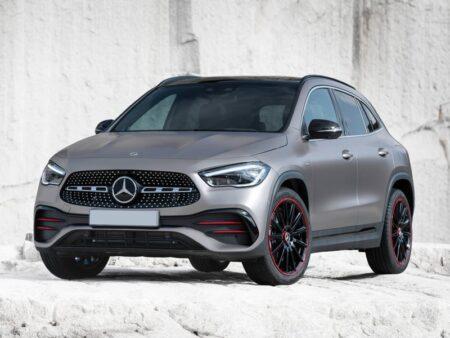 Mercedes Gla ibrida