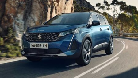 Peugeot 5008 Restyling - nuove auto 2021