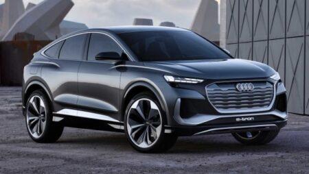 audi q4 e-tron sportback nuove auto elettriche 2021