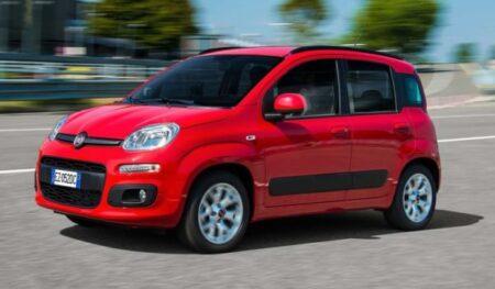 Fiat Panda auto più conveniente del momento