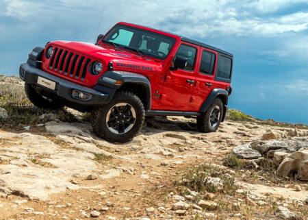 Jeep Wrangler il miglior fuoristrada economico efficace