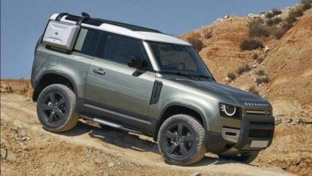 Land Rover Defender fuoristrada più efficace