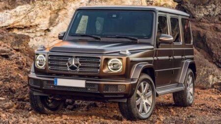 Mercedes-Benz classe G il miglior fuoristrada 4x4 da sempre