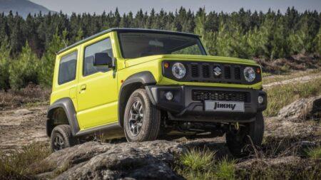 Suzuki Jimny migliori fuoristrada economici