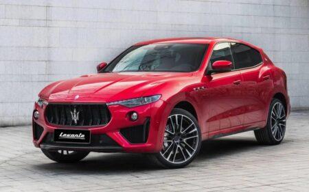 Maserati Levante Suv di lusso