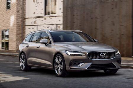 Volvo V60 dimensioni