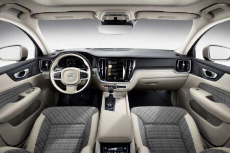 Volvo V60 interni