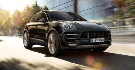 Porsche Macan migliori auto di lusso a noleggio lungo termine