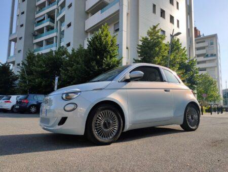 fiat 500 migliore city car elettrica